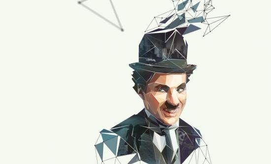 Key visual chaplin tcm cinema